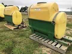 Snyder 200 Gallon Saddle Tanks