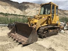 1989 Caterpillar 943 Track Loader W/4-In-1 Bucket