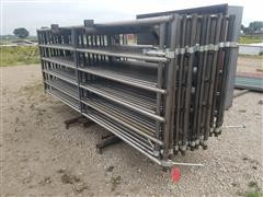 Behlen Mfg 12' Wide Steel Gates