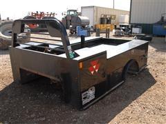 """Cm TM Deluxe 11'4"""" Truck Bed"""