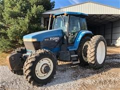 1994 Ford 8770 MFWD Tractor