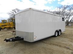 2006 Pace SL820 T/A Enclosed Trailer