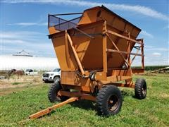 Richardton 1200 Multi Purpose Side Dump Wagon