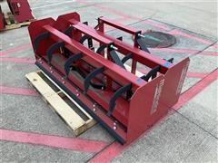 Mahindra KBSSD6 3-Pt 6' Box Blade