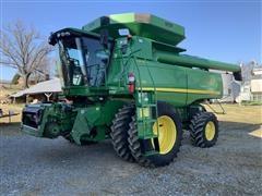 2011 John Deere 9670 Combine