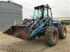 1989 Ford 276 Bi-Directional Tractor W/Loader