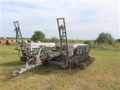 CrustBuster 3200 DD 41x 8 3200 3 Section Double Disk Grain Drill