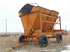 Richardton 12' Forage Wagon
