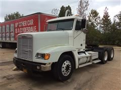 2000 Freightliner FLD120 T/A Truck Tractor (INOPERABLE)