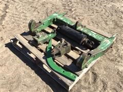 John Deere Quick Hitch, Hydraulic Cylinder, & Misc Parts
