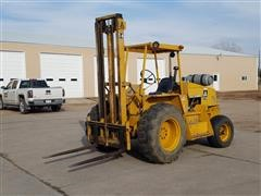 Allis-Chalmers 700-G Rough Terrain Fork Lift BigIron Auctions