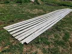 Aluminum Slats For Livestock Trailer