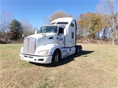 2013 Kenworth T660 T/A Truck Tractor