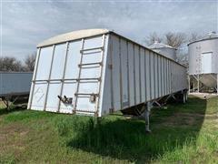 1985 Merritt 82-1142-002 42' T/A Grain Trailer