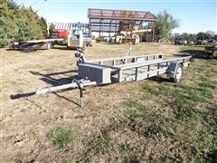 2013 Home Bumper Pull 16' Trailer