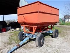 Killbros 250 Bushel Gravity Wagon W/Seed/Feed Hydraulic Auger