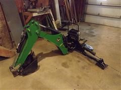 John Deere 260 Compact Tractor Backhoe Attachment