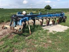 DMI Hydraulic 6 Bottom Moldboard Steerable Plow