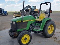 2000 John Deere 4400 Utility Tractor