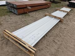 Behlen Galvalume Exterior Sheeting