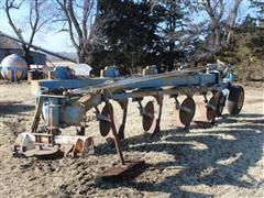 DMI Adjustable Width 5-Bottom Plow