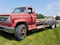 1979 Chevrolet C70 T/A Cab & Chassis
