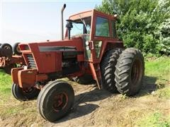 1970 J I Case 1070 2WD Tractor