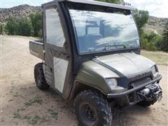 2006 Polaris Ranger 500 Side By Side UTV