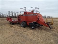 1997 Case IH 8575 Square Baler
