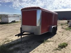 1998 Shadow Master T/A Enclosed Trailer