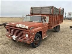 1969 Ford 600 Grain Truck
