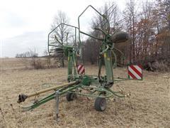 2003 Krone KW 5.50/4X7T Tedder