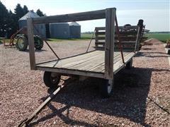 Shop Built Hay Rack