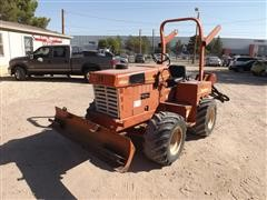 1994 DitchWitch 4500DD Vibrating Chisel Trencher