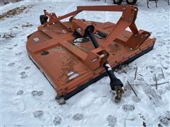 Rhino TW84 3-Pt Rotary Shredder