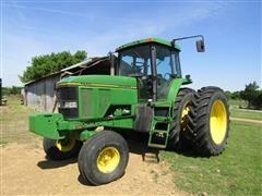 1993 John Deere 7800 2WD Tractor