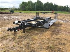 2012 B-B Custom Built T/A Sprayer Transport