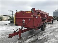 Schuler HF355 Feed Wagon