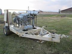 "Barnes US636HCCD Portable 6"" Water Pump"