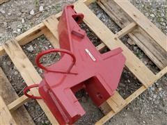 Planter Hitch Assembly Frame Part