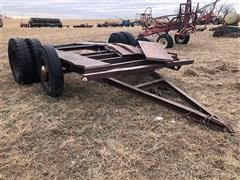 Shop Built T/A Tilt Trailer