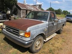 1990 Ford F250 XLT Lariat Pickup
