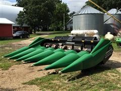 2000 Geringhoff Rota-Disc 630 Corn Header