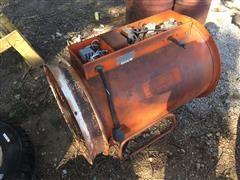Farm Fans Inc Dry O Motion Fan With Gas Dryer