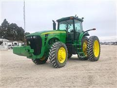 2006 John Deere 8130 MFWD Tractor