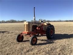 Case 741 2WD Tractor