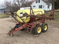 Kuker Pull-Type Field Sprayer