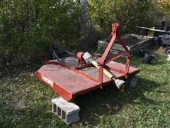 Bush Hog RZ60 5' 3-Pt Mower/shredder