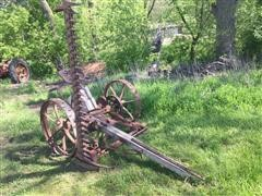 McCormick Deering Horse Drawn Sickle Mower