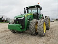 2015 John Deere 8320R MFWD Tractor